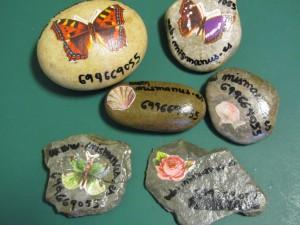 2014-09-07 piedras con découpage (3)