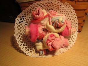 2014-12-11 baberos y ramo calcetines Irene (1)
