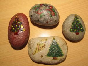 Piedras de Navidad